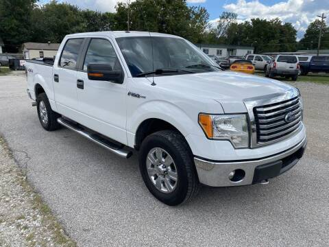2012 Ford F-150 for sale at 2EZ Auto Sales in Indianapolis IN