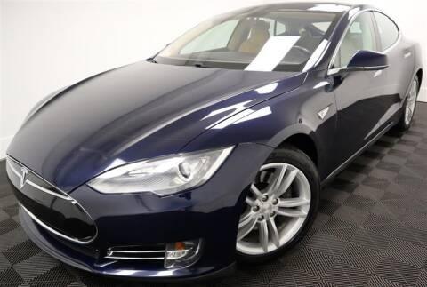 2013 Tesla Model S for sale at CarNova in Stafford VA