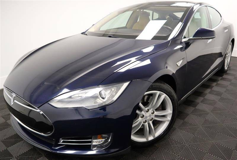 2013 Tesla Model S for sale at CarNova in Stafford VA
