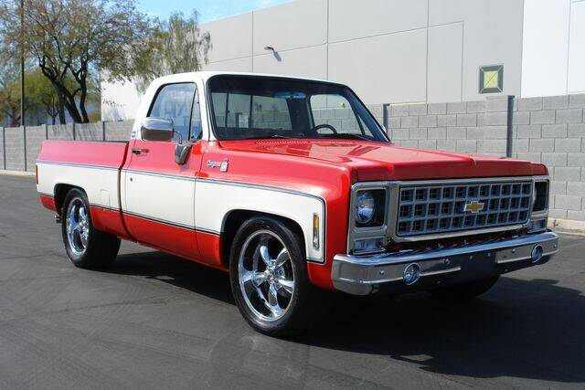 1980 Chevrolet n/a for sale at Arizona Classic Car Sales in Phoenix AZ