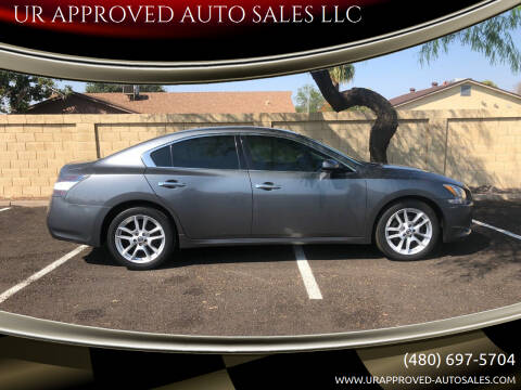2014 Nissan Maxima for sale at UR APPROVED AUTO SALES LLC in Tempe AZ