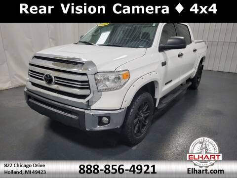 2017 Toyota Tundra for sale at Elhart Automotive Campus in Holland MI