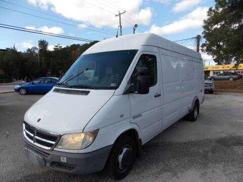 2006 Dodge Sprinter Cargo for sale at Deer Park Auto Sales Corp in Newport News VA