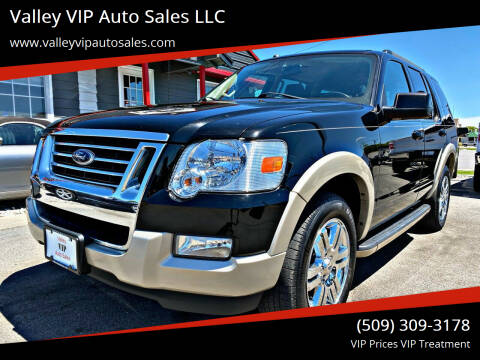 2010 Ford Explorer for sale at Valley VIP Auto Sales LLC in Spokane Valley WA
