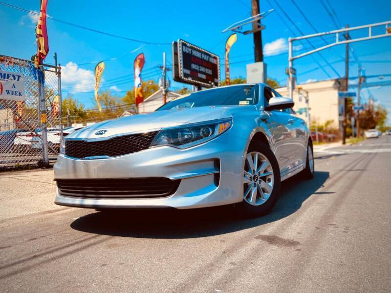2018 Kia Optima for sale at Buy Here Pay Here Auto Sales in Newark NJ