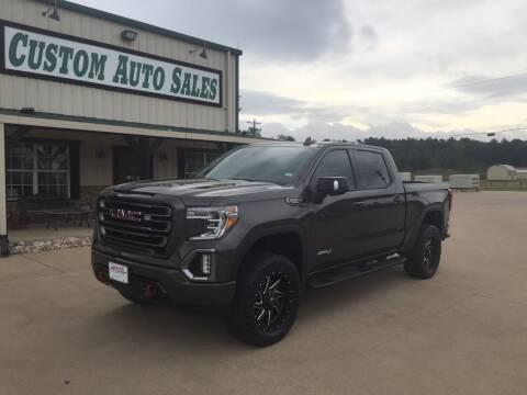 2019 GMC Sierra 1500 for sale at Custom Auto Sales - AUTOS in Longview TX