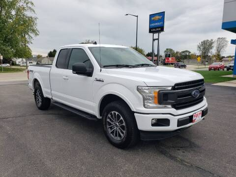 2020 Ford F-150 for sale at Krajnik Chevrolet inc in Two Rivers WI