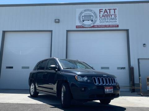 2014 Jeep Compass for sale at Fatt Larry's Customs in Sugar City ID