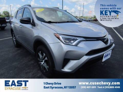 2017 Toyota RAV4 for sale at East Syracuse Performance Sales & Service in Syracuse NY