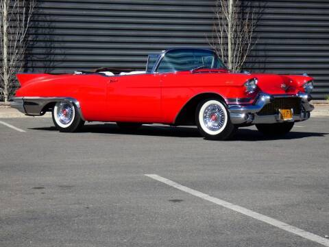 1957 Cadillac Eldorado Biarritz for sale at Sun Valley Auto Sales in Hailey ID