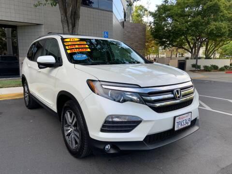 2016 Honda Pilot for sale at Right Cars Auto Sales in Sacramento CA