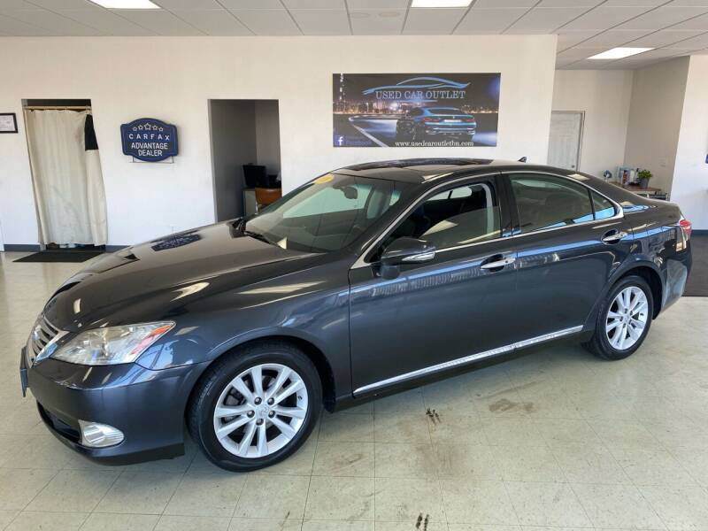 2010 Lexus ES 350 for sale at Used Car Outlet in Bloomington IL