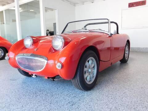 1960 Austin-Healey Sprite MKIII for sale at Milpas Motors in Santa Barbara CA