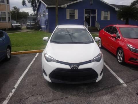 2018 Toyota Corolla for sale at Mikano Auto Sales in Orlando FL