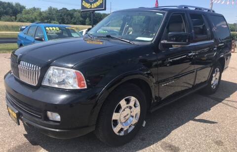 2005 Lincoln Navigator for sale at 51 Auto Sales in Portage WI
