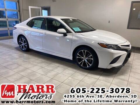 2020 Toyota Camry for sale at Harr's Redfield Ford in Redfield SD