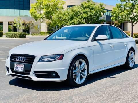 2012 Audi A4 for sale at Silmi Auto Sales in Newark CA