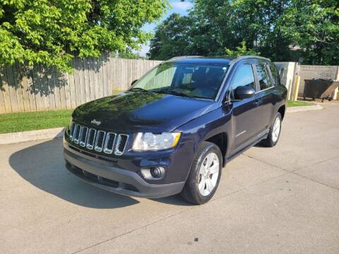 2011 Jeep Compass for sale at Harold Cummings Auto Sales in Henderson KY