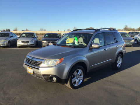 2009 Subaru Forester for sale at My Three Sons Auto Sales in Sacramento CA