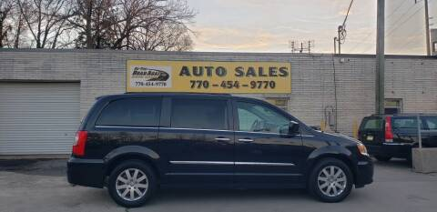 2015 Chrysler Town and Country for sale at On The Road Again Auto Sales in Doraville GA
