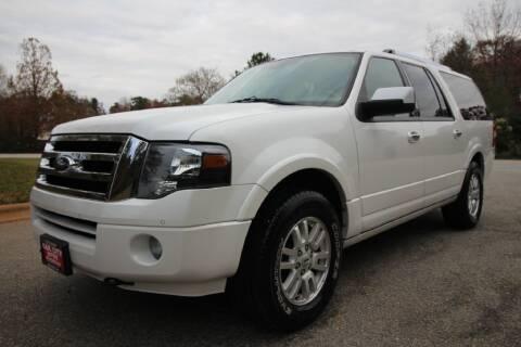 2012 Ford Expedition EL for sale at Oak City Motors in Garner NC