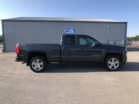 2018 Chevrolet Silverado 1500 for sale at Team Hall at City Auto in Murfreesboro TN
