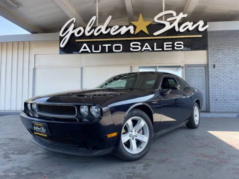 2012 Dodge Challenger for sale at Golden Star Auto Sales in Sacramento CA
