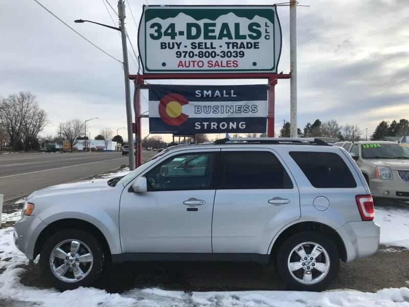 2012 Ford Escape for sale at 34 Deals LLC in Loveland CO