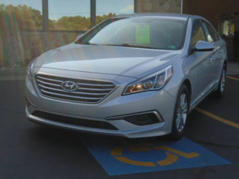 2017 Hyundai Sonata for sale at Rogos Auto Sales in Brockway PA