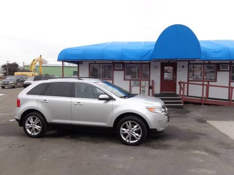 2012 Ford Edge for sale at Jim's Cars by Priced-Rite Auto Sales in Missoula MT