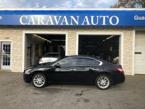 2010 Nissan Maxima for sale at Caravan Auto in Cranston RI