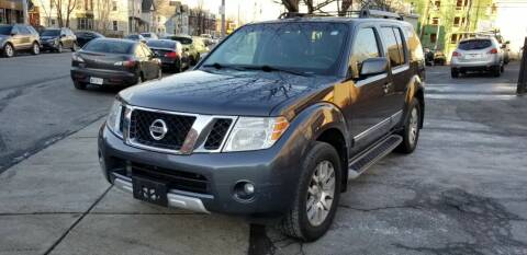 2010 Nissan Pathfinder for sale at Motor City in Roxbury MA