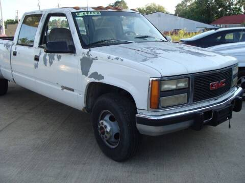 1993 GMC Sierra 3500 for sale at Cars Made Simple in Union MO