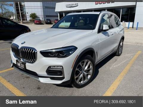2021 BMW X5 for sale at Sam Leman Chrysler Jeep Dodge of Peoria in Peoria IL