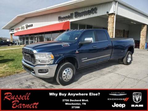 2019 RAM Ram Pickup 3500 for sale at Russell Barnett Chrysler Dodge Jeep Ram in Winchester TN