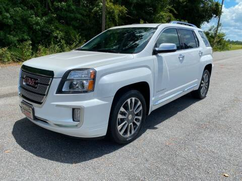 2016 GMC Terrain for sale at Autoteam of Valdosta in Valdosta GA