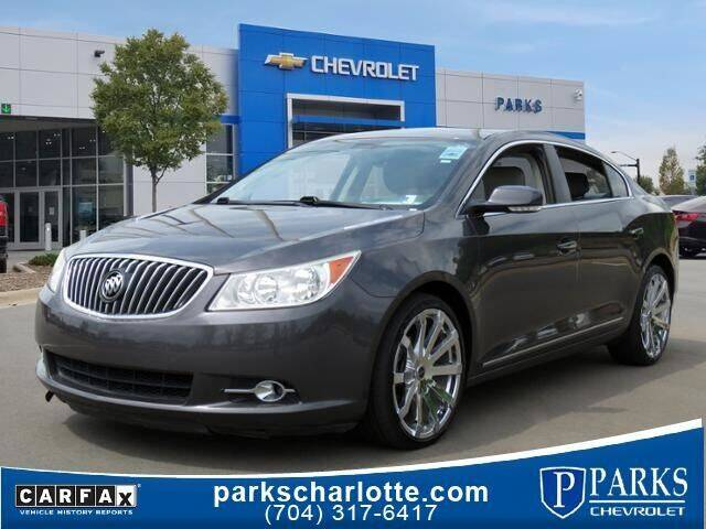 2013 Buick LaCrosse for sale in Charlotte, NC
