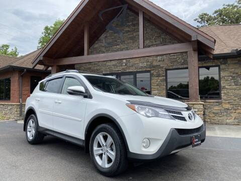 2013 Toyota RAV4 for sale at Auto Solutions in Maryville TN