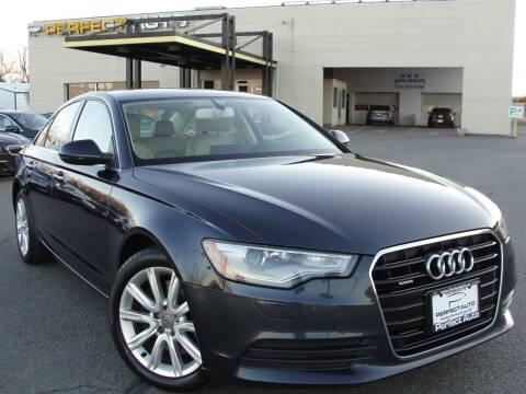 2015 Audi A6 for sale at Perfect Auto in Manassas VA
