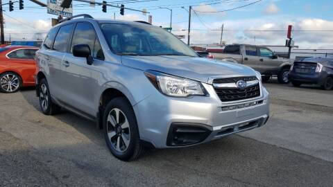 2018 Subaru Forester for sale at Seattle's Auto Deals in Seattle WA