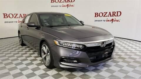 2018 Honda Accord for sale at BOZARD FORD in Saint Augustine FL