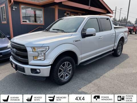 2016 Ford F-150 for sale at Sabeti Motors in Tacoma WA