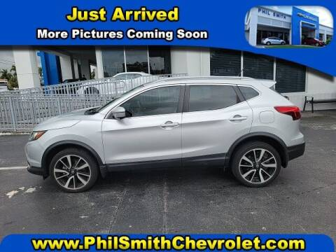 2018 Nissan Rogue Sport for sale at PHIL SMITH AUTOMOTIVE GROUP - Phil Smith Chevrolet in Lauderhill FL