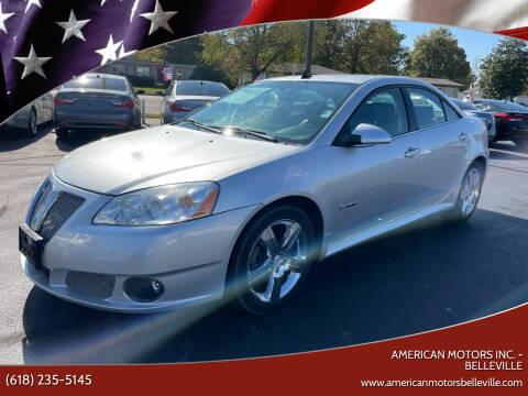 2009 Pontiac G6 for sale at American Motors Inc. - Belleville in Belleville IL