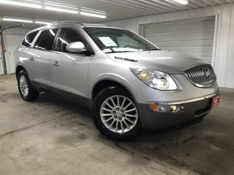 2012 Buick Enclave for sale at Hi-Way Auto Sales in Pease MN