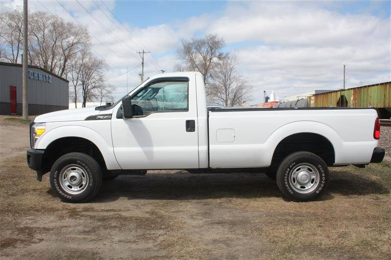 2012 Ford F-350 Super Duty for sale at SCHMITZ MOTOR CO INC in Perham MN