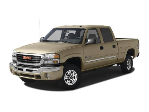 2005 GMC Sierra 2500HD for sale at Sundance Chevrolet in Grand Ledge MI