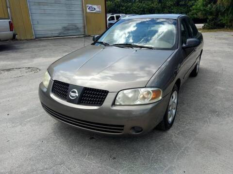 2006 Nissan Sentra for sale at Autos by Tom in Largo FL