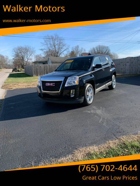 2015 GMC Terrain for sale at Walker Motors in Muncie IN