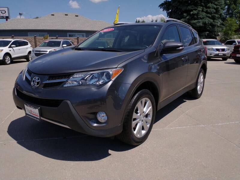 2013 Toyota RAV4 for sale at Triangle Auto Sales 2 in Omaha NE